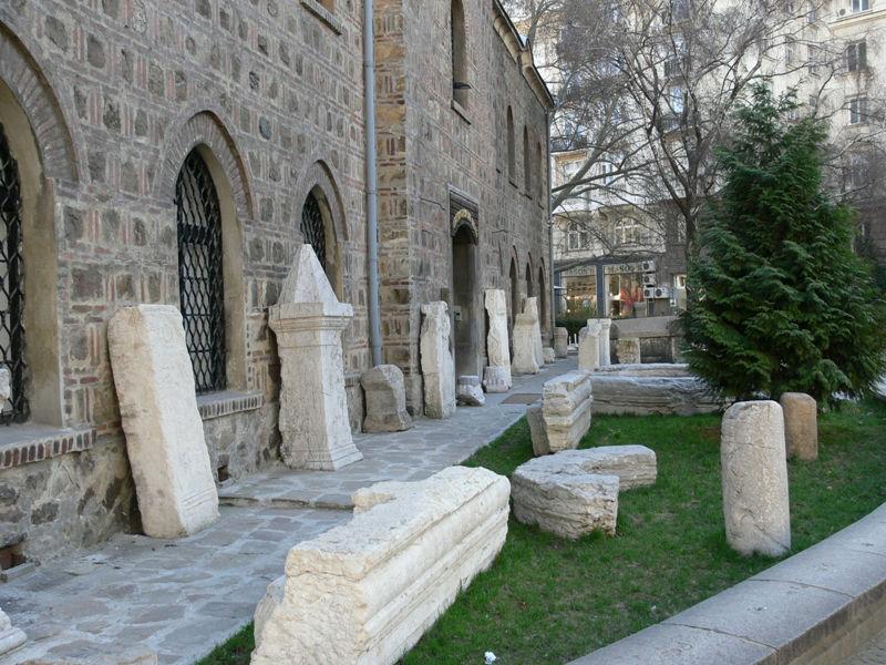 Археологический музей в Софии