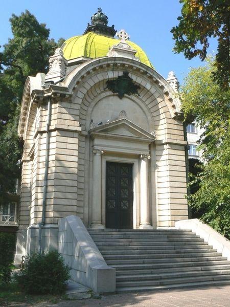 Мавзолей князя Александра Баттенберга