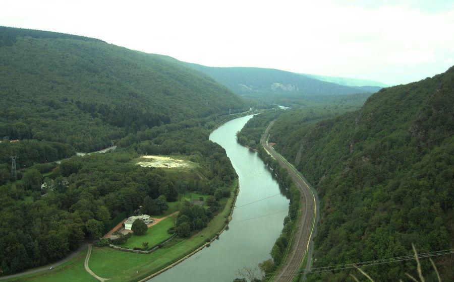 Долина реки Маас