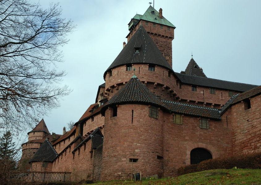 Замок О-Кенигсбур