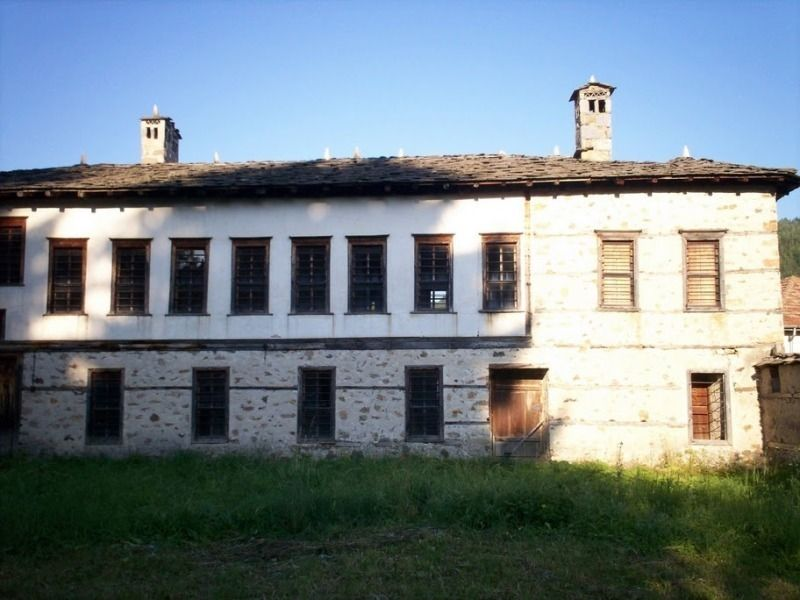 Деревня Могилица