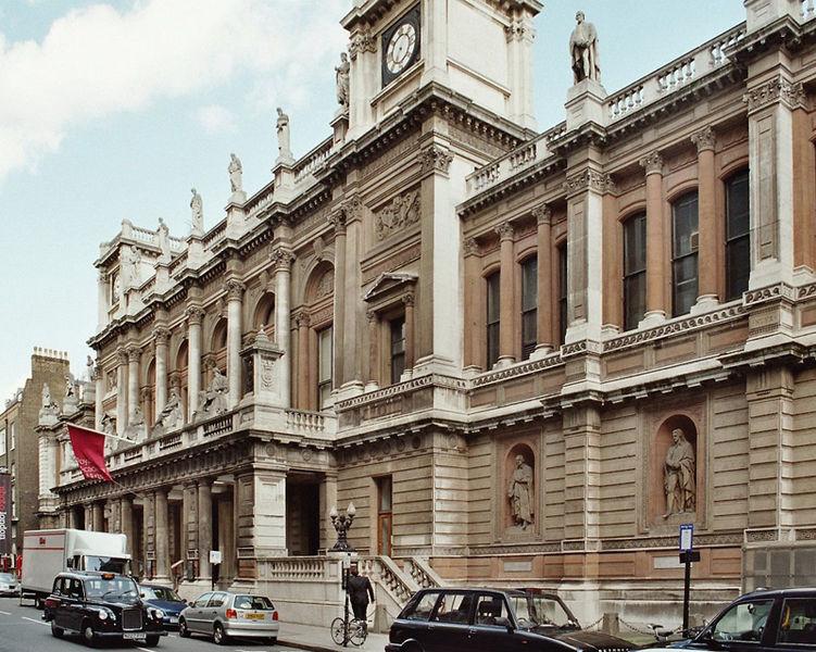 Королевская академия, Лондон