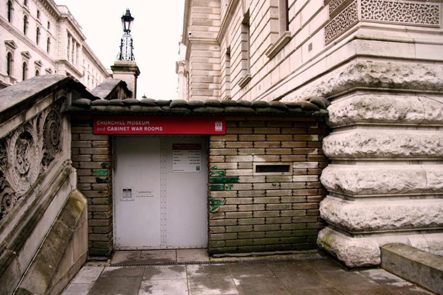 Резиденция правительства в годы войны