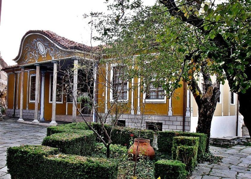 Дом Христо Данова