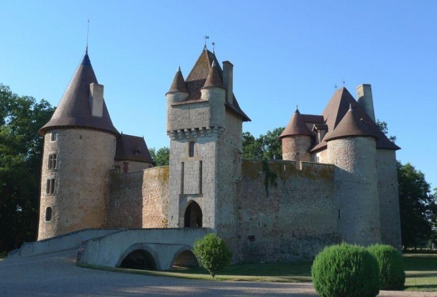 Замок Лапалисс