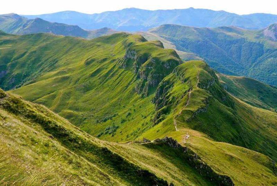 Горы Канталя
