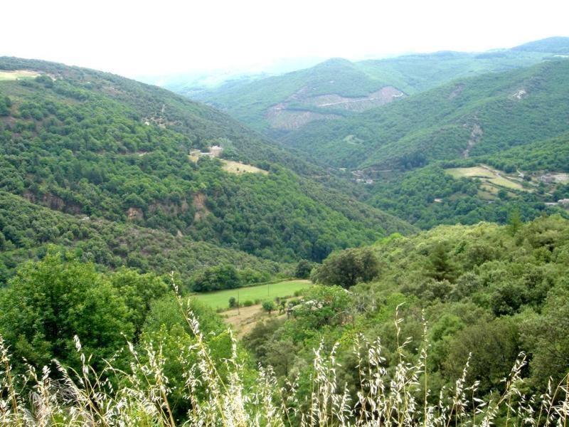 Горы Севенны