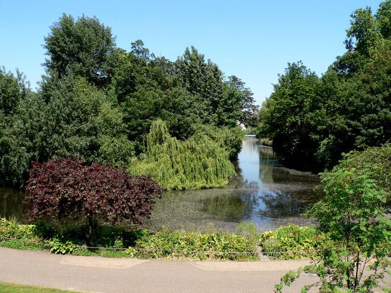 Гайд-парк и Кенсингтонские сады