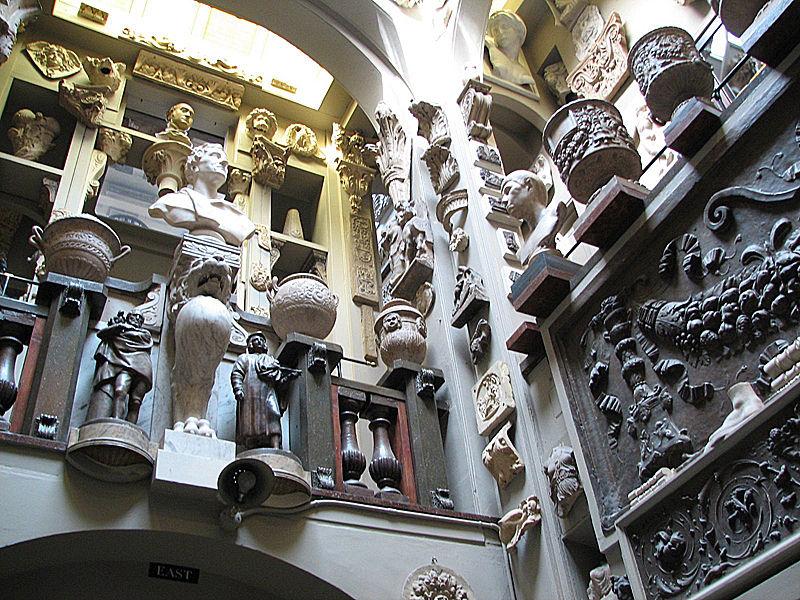 Музей сэра Джона Соана