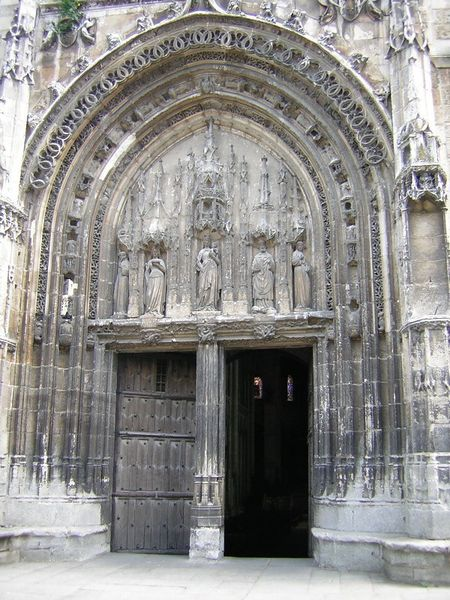 Церковь Сент-Радегонд