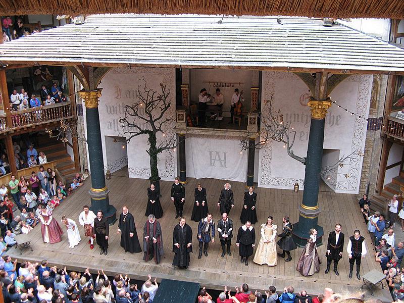 Музей шекспировского театра «Глобус»