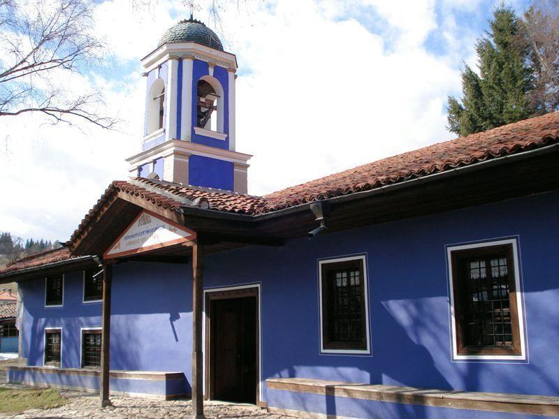 Церковь Пресвятой Богородицы, Копривштица
