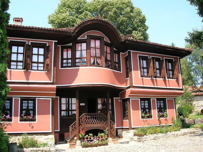 Дом Каблешкова