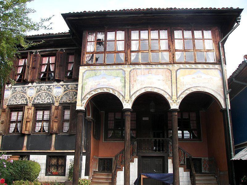 Дом Ослекова