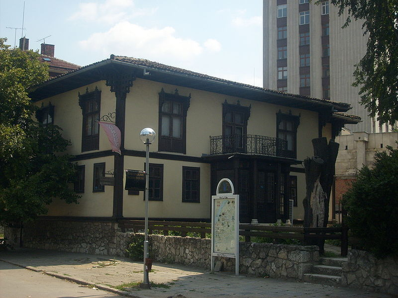 Дом Каллиопы