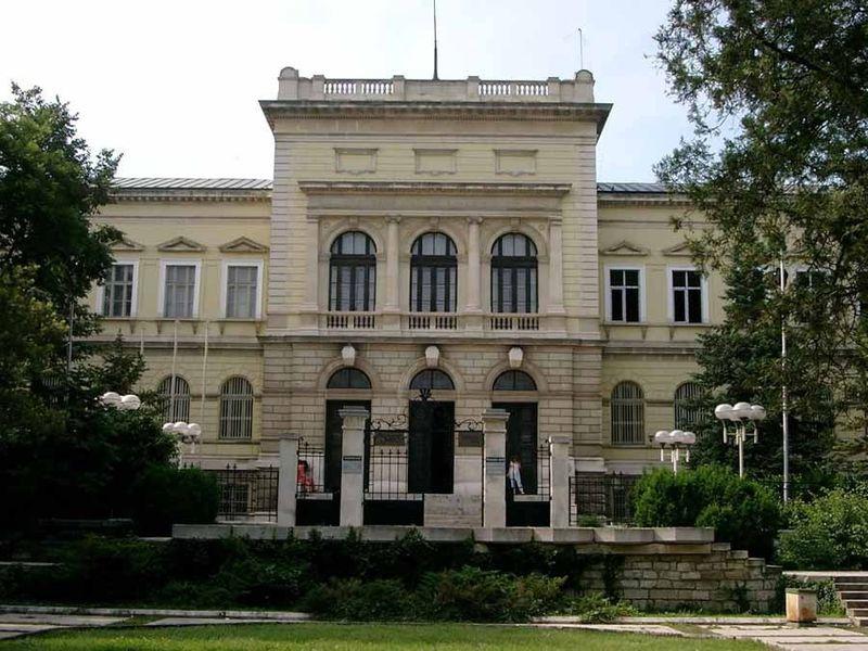 Археологический музей Варны