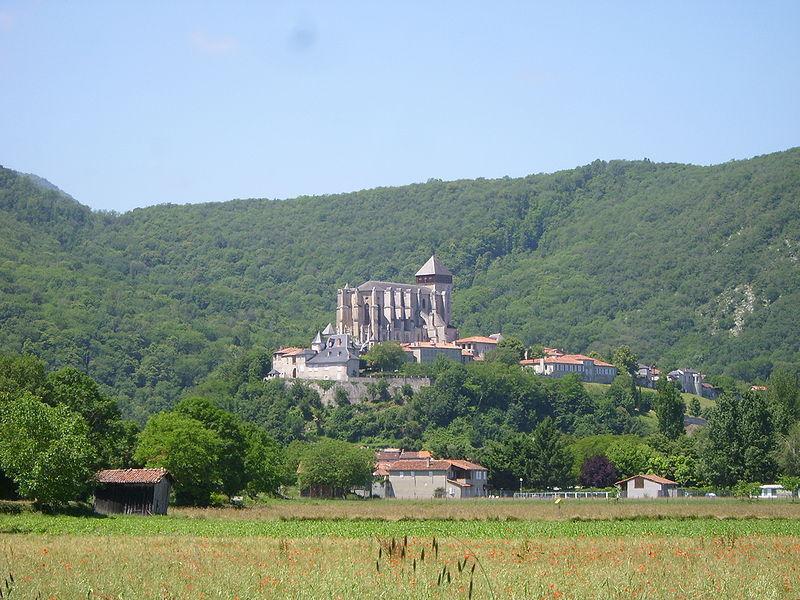 Сен-Бертран-де-Комменж