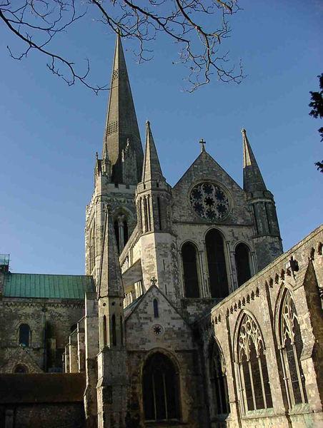 Церковь Св. Троицы в Чичестере