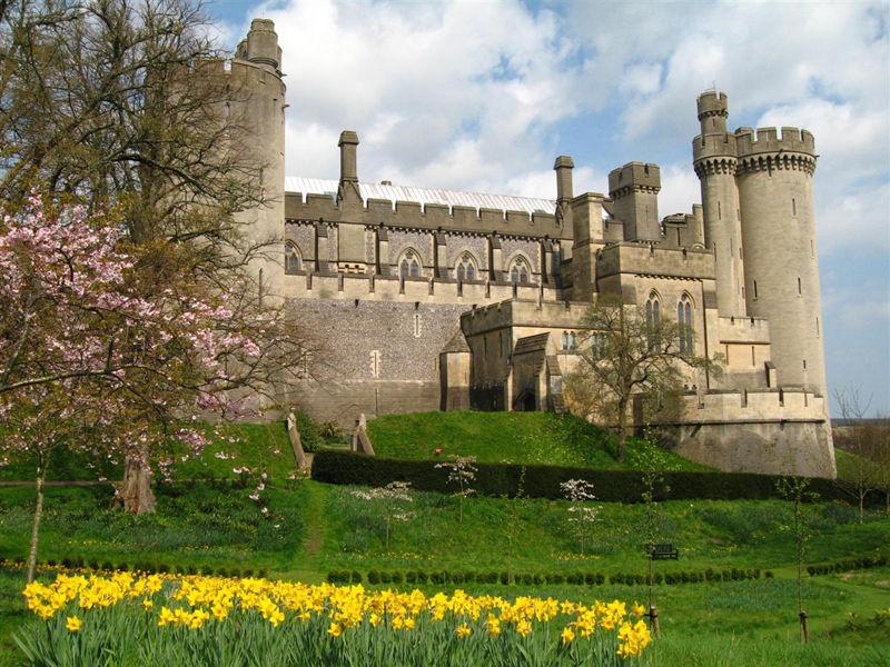 Арунделский замок