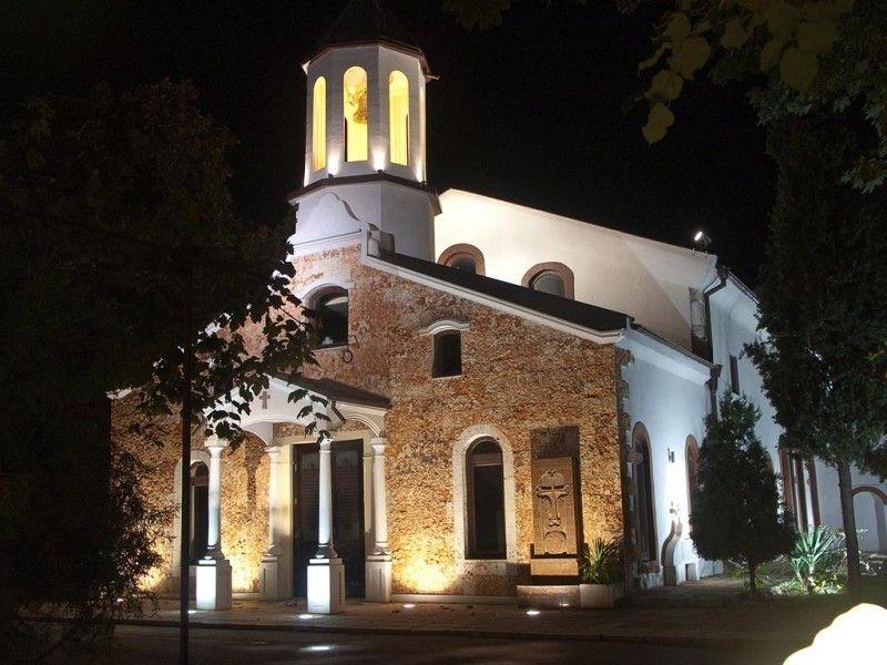 Армянская церковь Варны