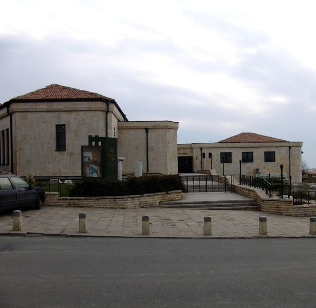Археологический музей в Несебыре