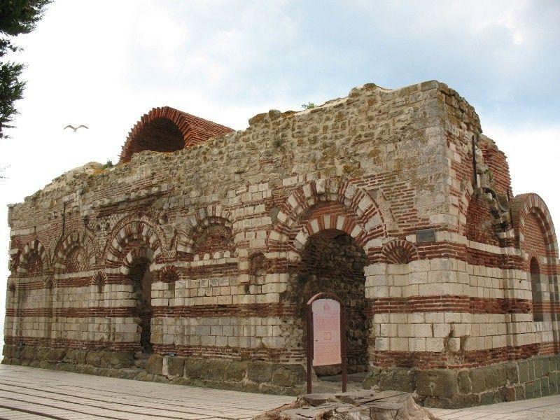Церковь Святого Иоанна Алитургетоса