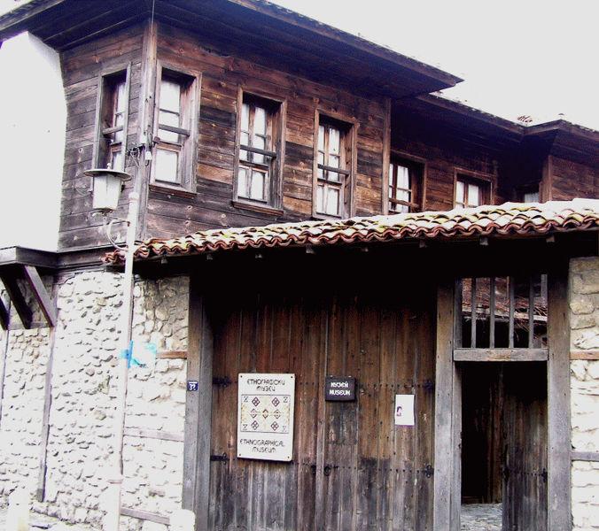 Этнографический музей, Несебыр