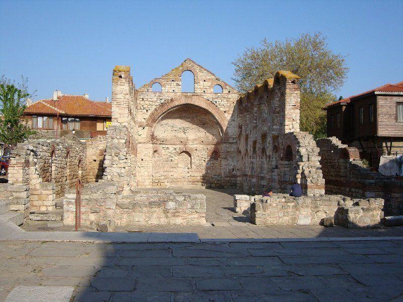 Старая Митрополичья церковь
