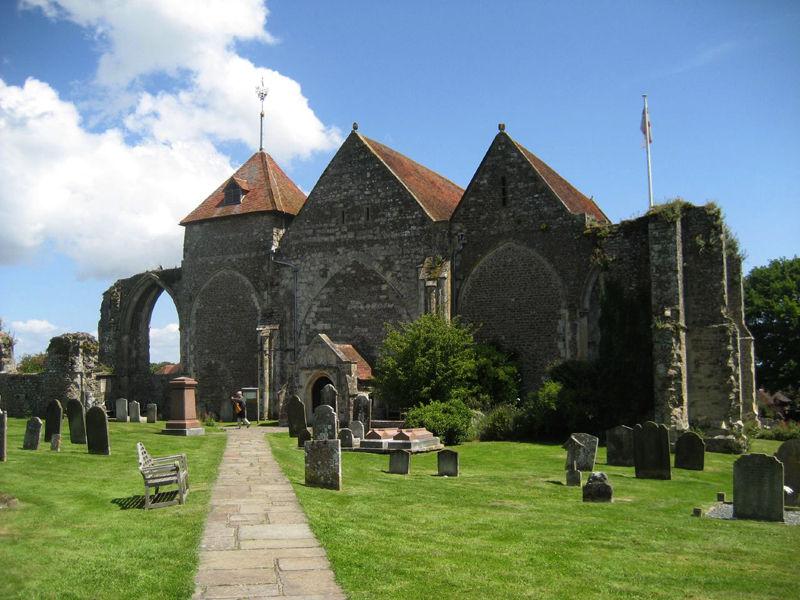 Церковь Св. Томаса Бекета
