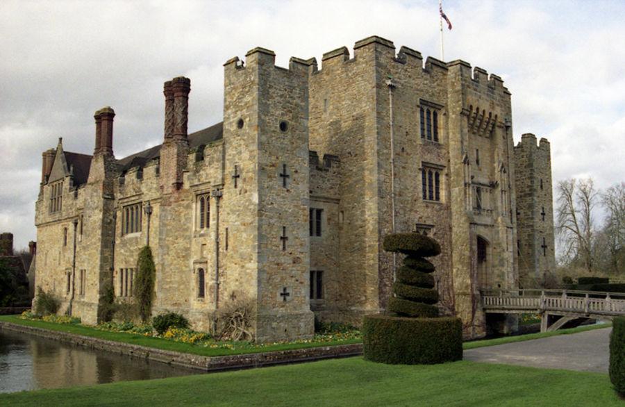 Хеверский замок