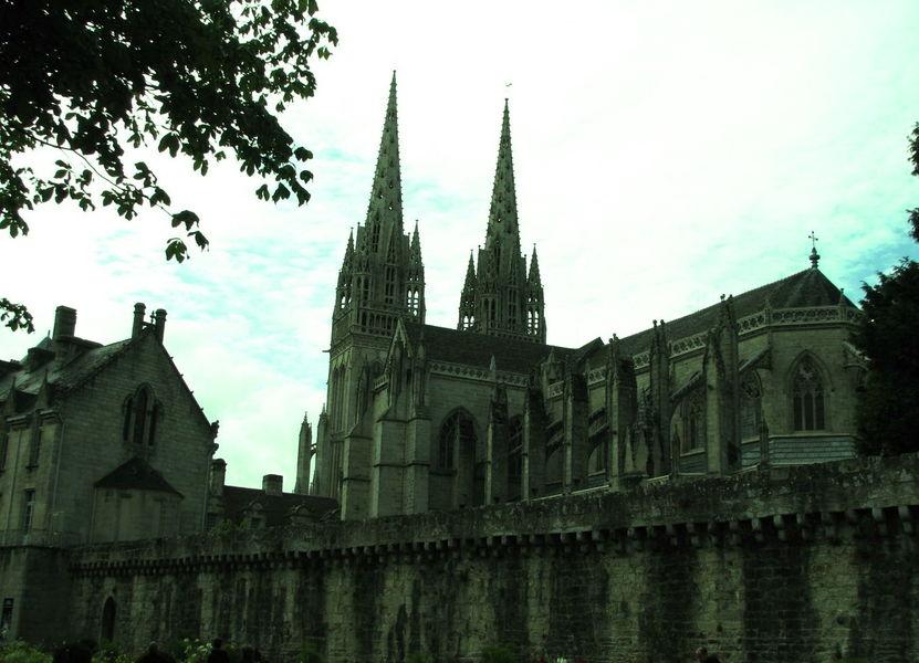 Собор Сен-Корентен