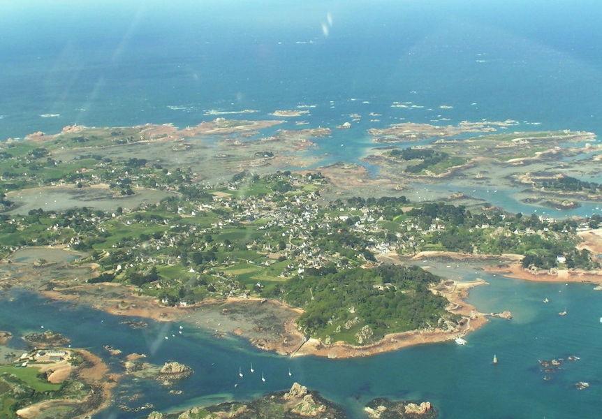 Остров де Бреа
