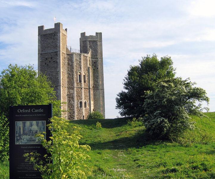 Орфордский замок