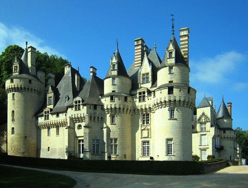 Замок д'Юссе