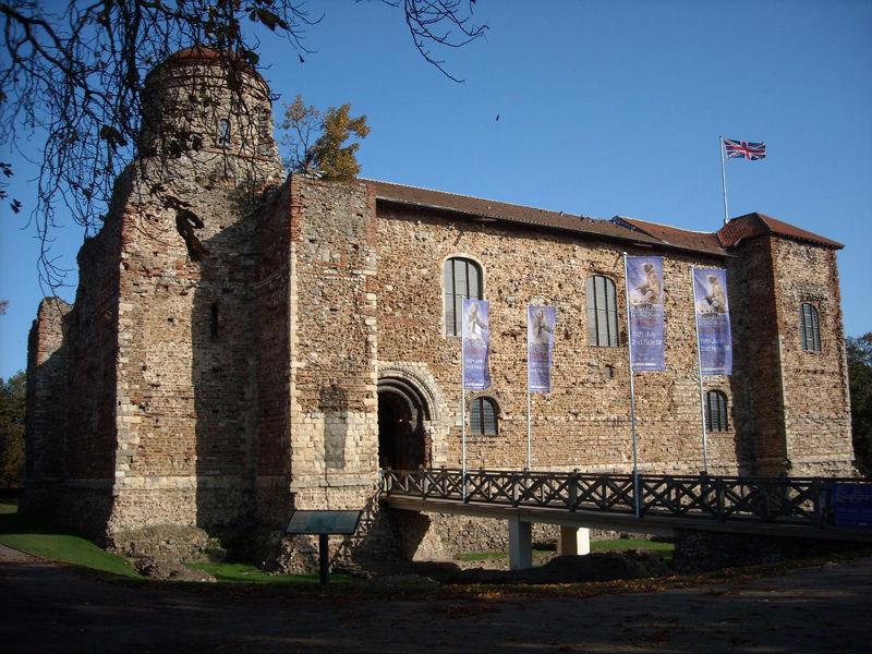 Музей замка, Колчестер