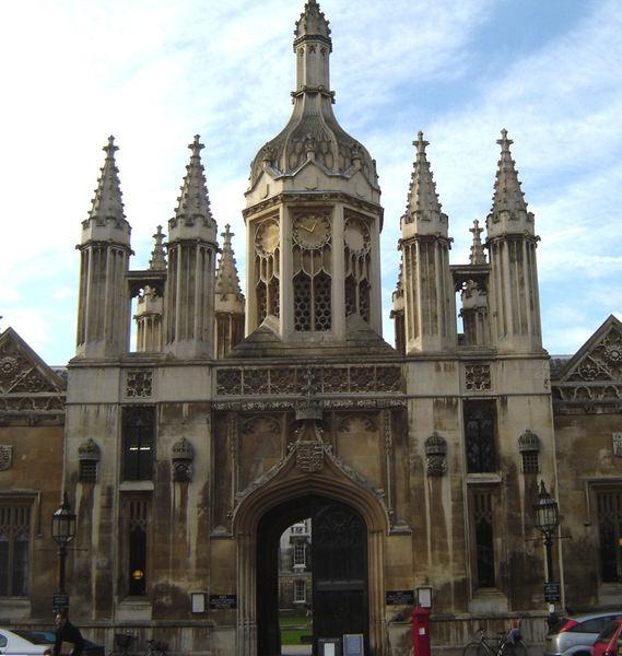 Колледж Королев, Кембридж