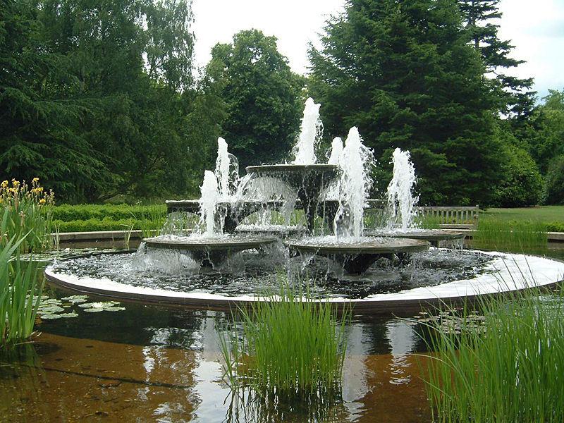 Ботанический сад Кембриджа
