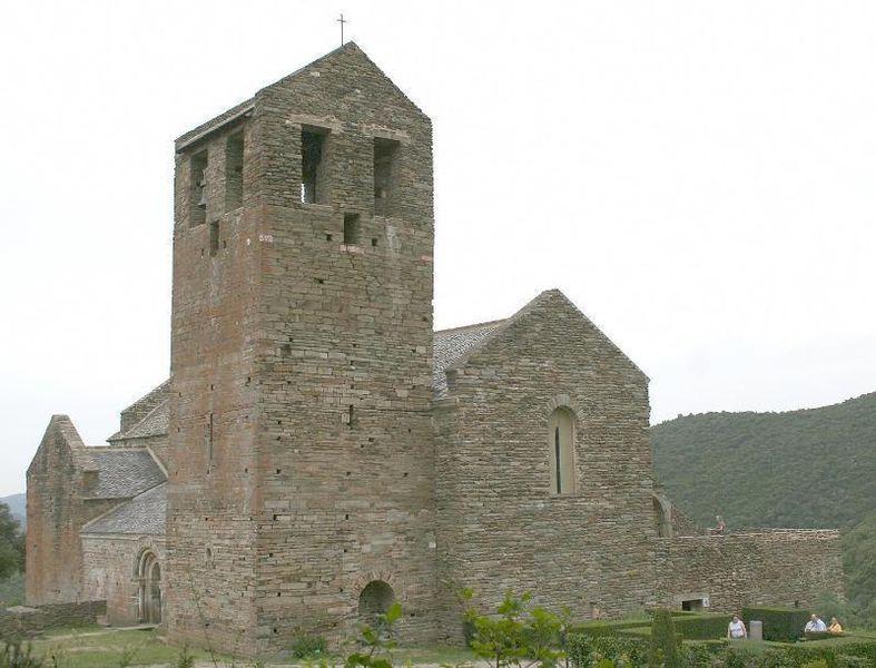 Монастырь де Серрабон