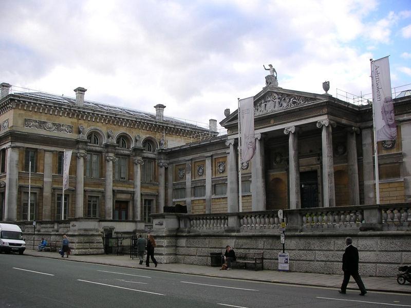 Эшмолеанский музей