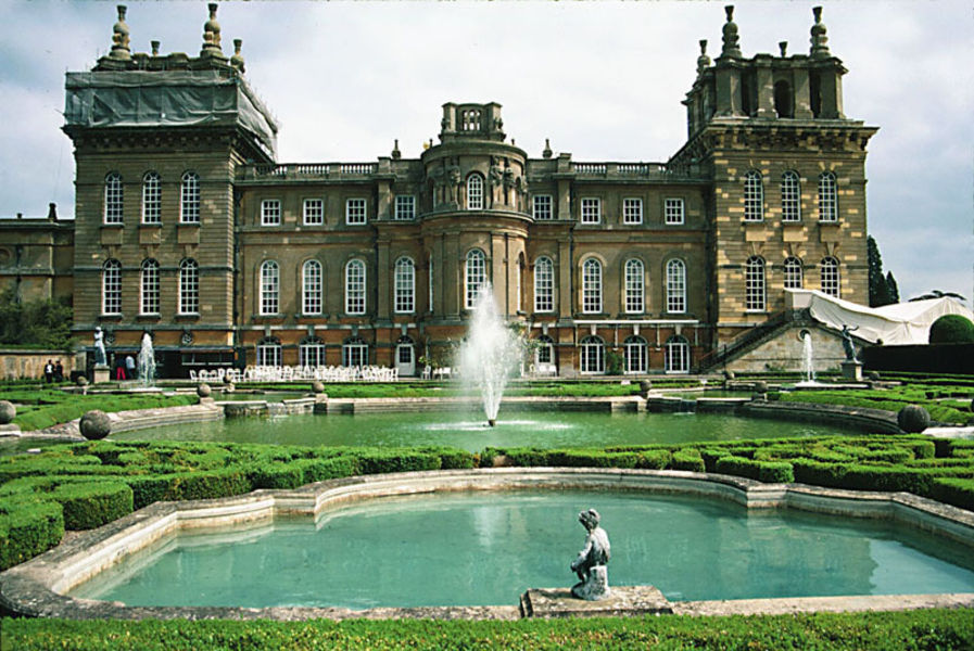 Дворец Блэнем