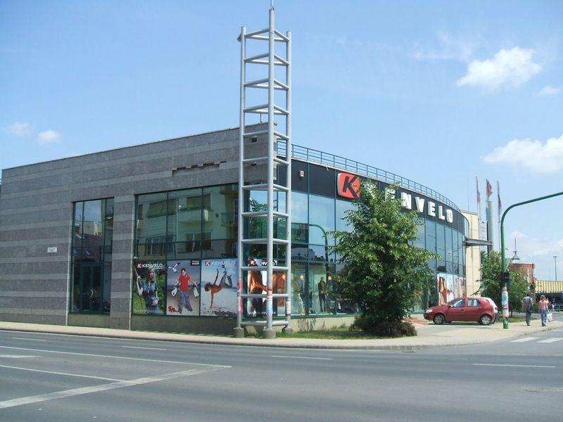Miskolc Plaza