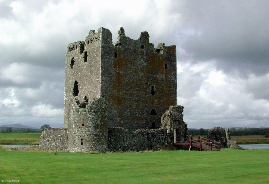 Замок Трив
