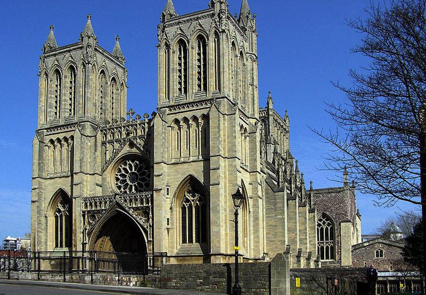 Бристольский собор