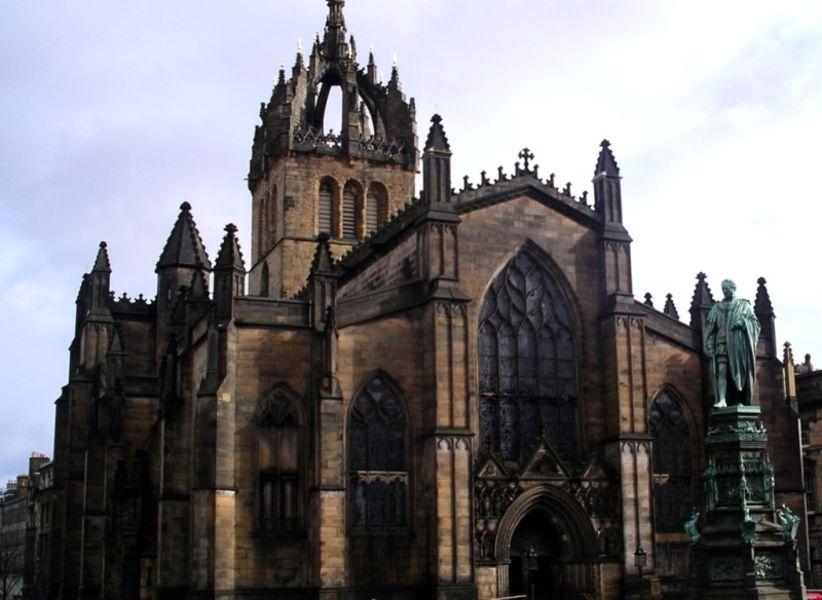Кафедральный собор Св. Жиля