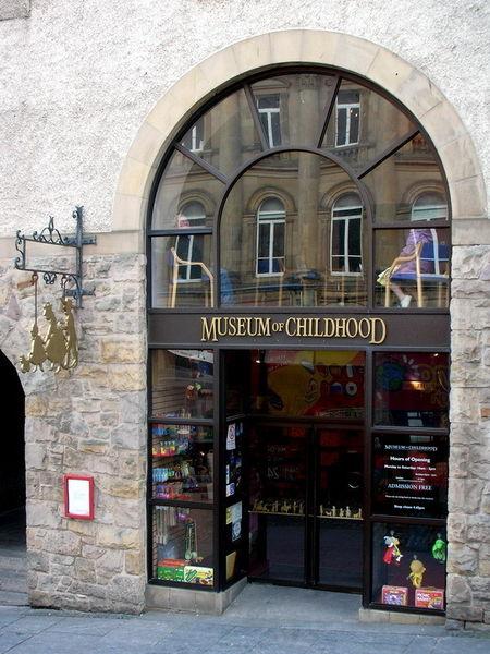 Музей детства, Эдинбург