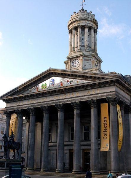 Галерея современного искусства, Глазго