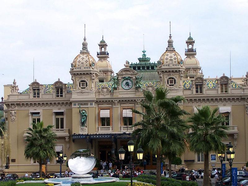 Казино и Опера Монте-Карло