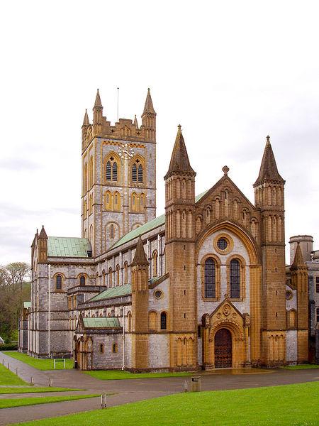 Бакфастское аббатство