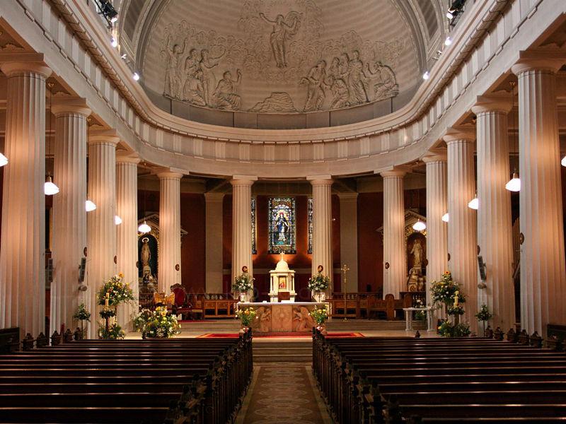 Собор Св. Марии, Дублин