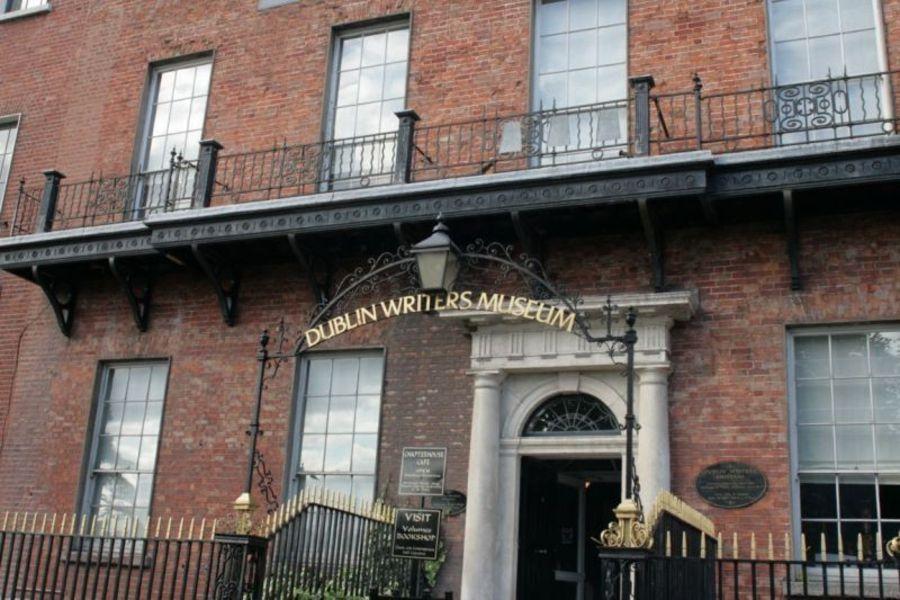 Дублинский литературный музей